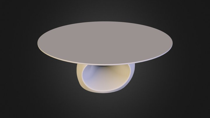 10ravens_3D_M_004_Modern_table_01_30.obj 3D Model