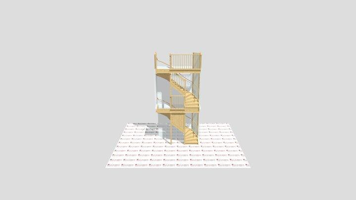 112-1-aftimmeringen-MATEBOER 3D Model