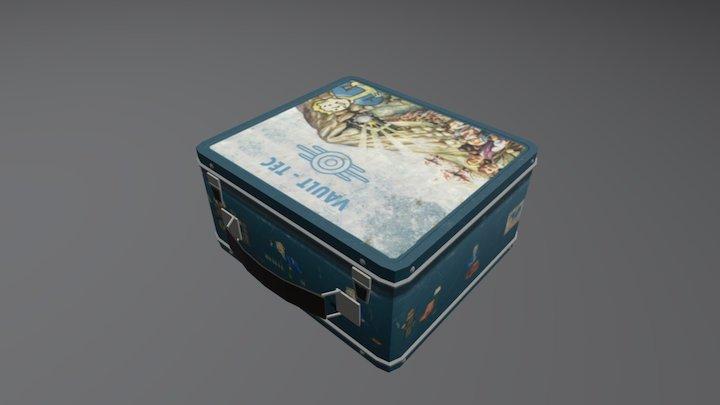 Fallout 4 Lunchbox 3D Model