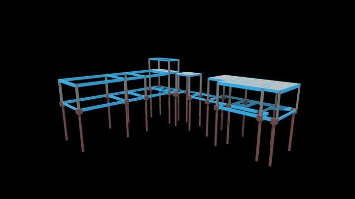 JUA 3D Model