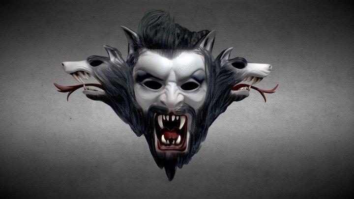 Bram Stoker's Dracula Bat Wolf 3D Model