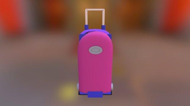 maleta 3D Model