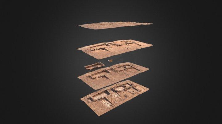 al-Yaghbi Trench 27 3D Model