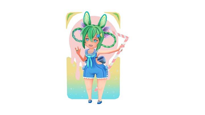 Lemoni - Ibu Chuan DTIYS 3D Model