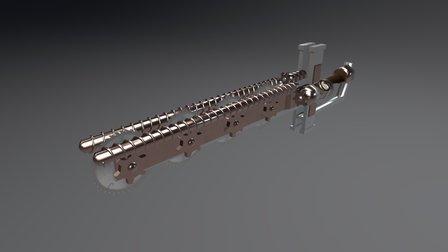 sword 3D Model