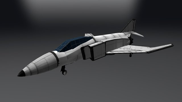 f 4 3D Model