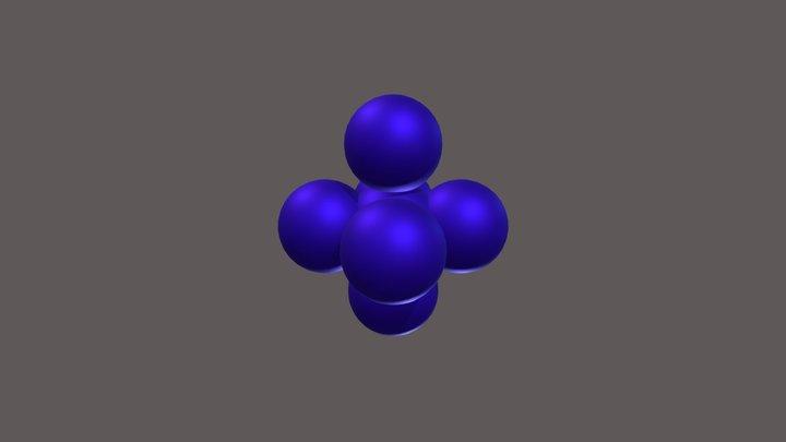 Nucleus 3D Model