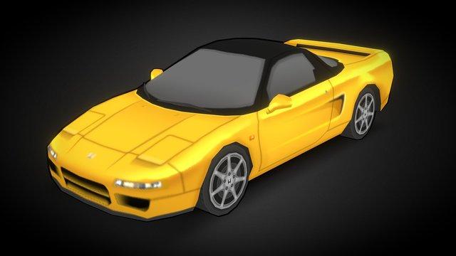 NSX 3D Model