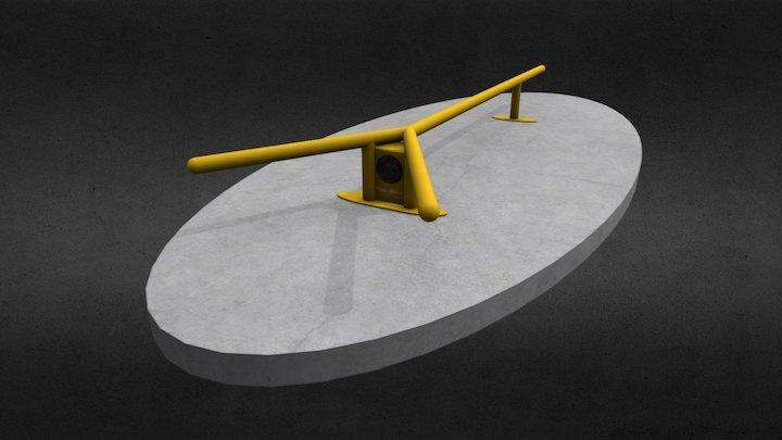 "Shaun Hover's ""Y-Rail"" 3D Model"