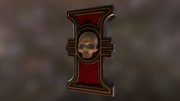 Rosarius 3D Model