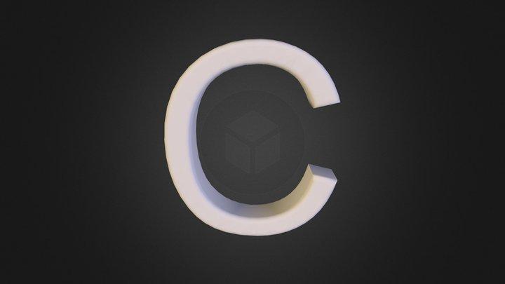 C 3D Model