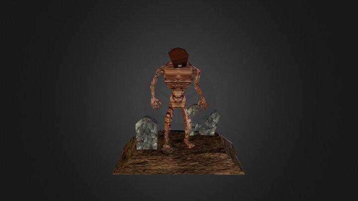 ReDead 3D Model