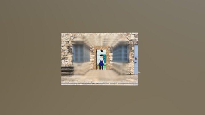 David 4 Sketchfab V2 3D Model