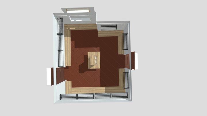 SAT01 3D Model