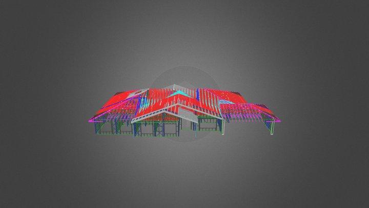 8389F 3D Model