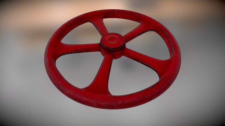 Valve Test 3D Model
