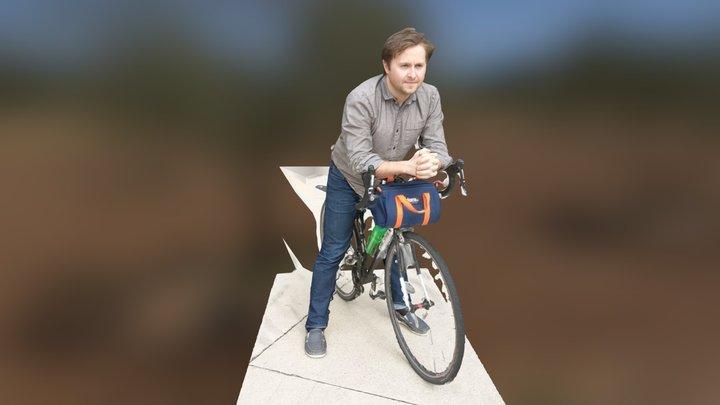 Nick Bike-cut 3D Model