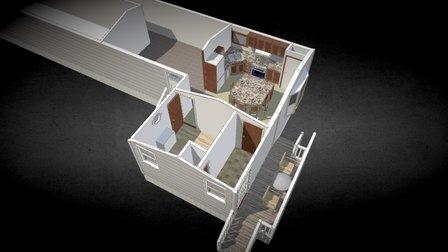 Gerbert Residence 3D Model