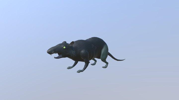 RAT Animation2 3D Model