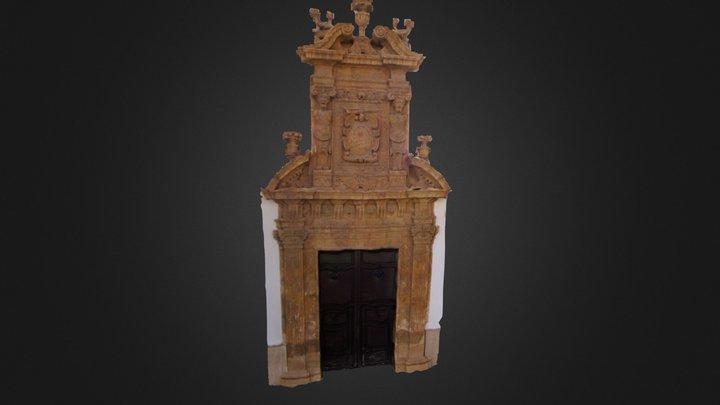 Museo Arqueológico de Lorca 3D Model
