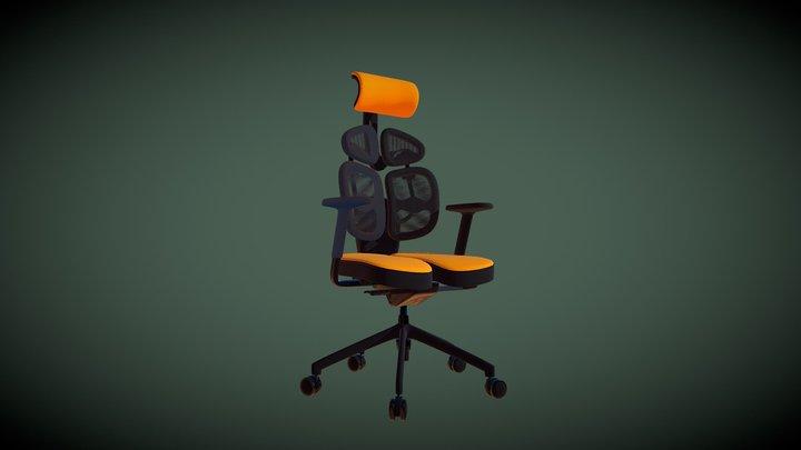 Banzai Test 3D Model