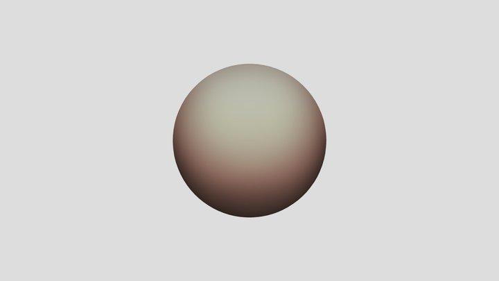Sphère 3D Model