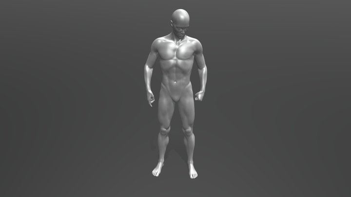 Model_006 3D Model