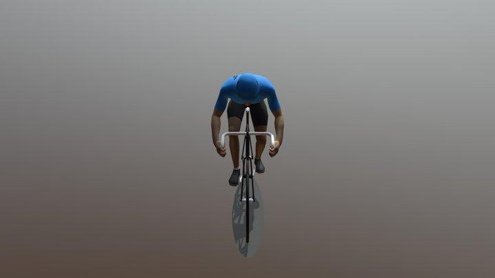 Bicycleman 04 3D Model