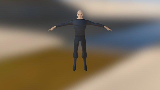 Modelfinal 3D Model