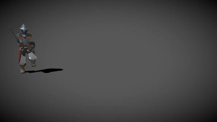 Adventurer 3D Model
