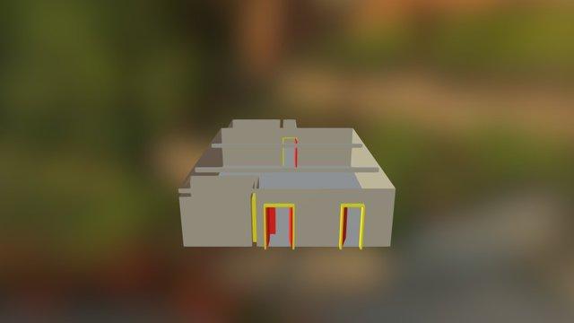 Boxing Shell V0 1 3D Model