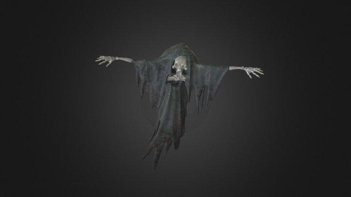 Updated 15k Wraith 3D Model