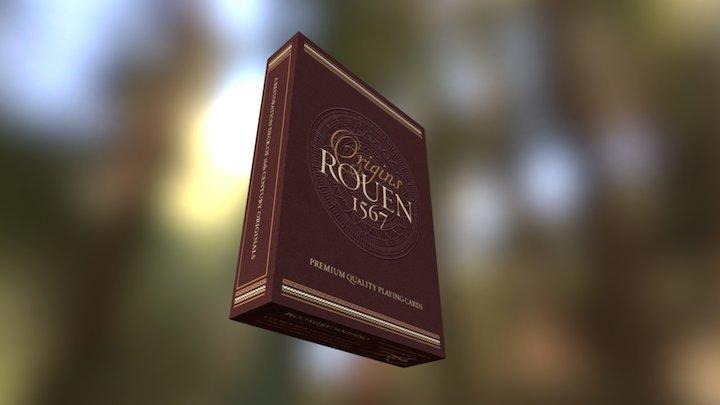 Origins Rouen 1567 3D Model