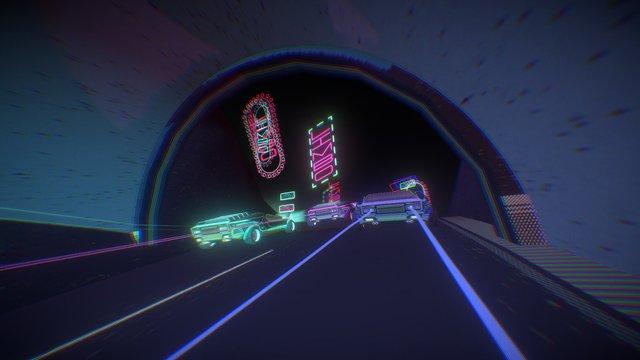 'Bad Decisions' - Racers 3D Model