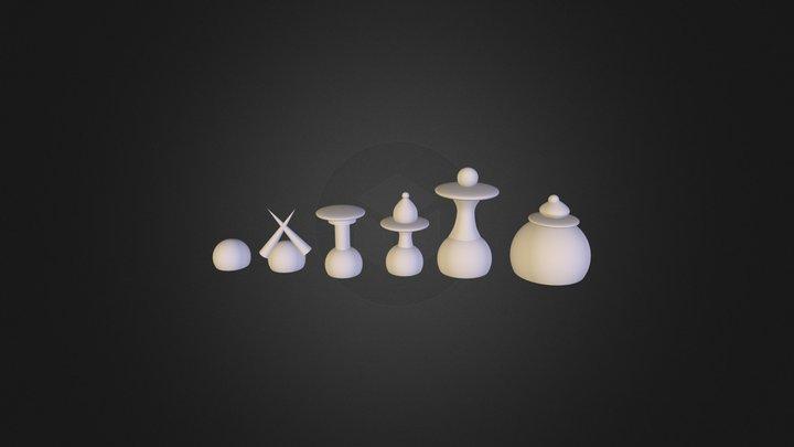 chess_2_2014_07 3D Model