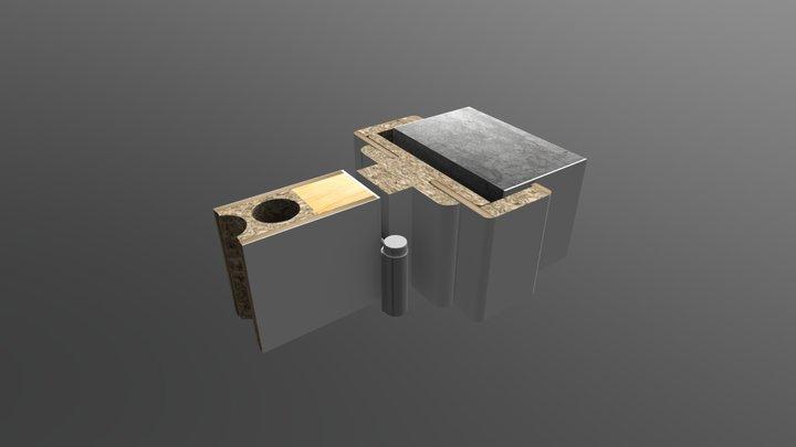 Enter a title12 3D Model