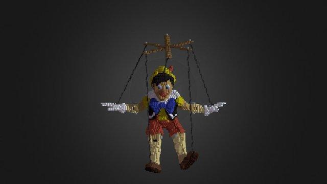 Pinnochio 3D Model