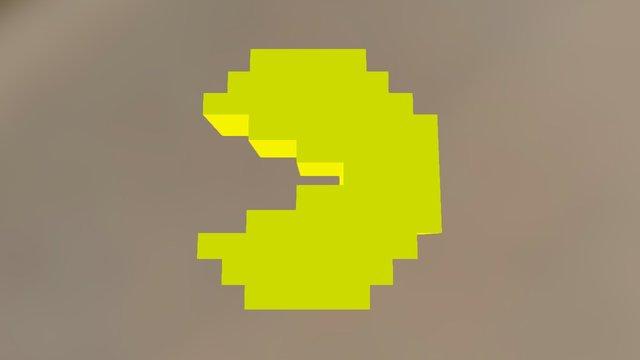 Pacman 3D Model