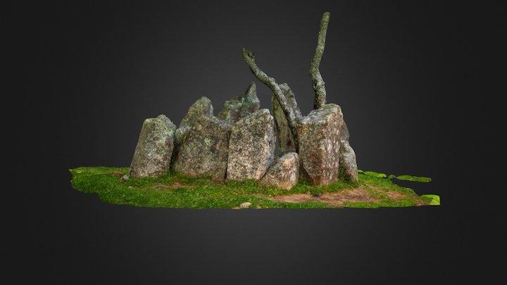 Anta de Alter Pedroso 3D Model
