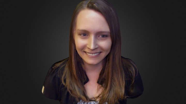 Danielle S 3D Model