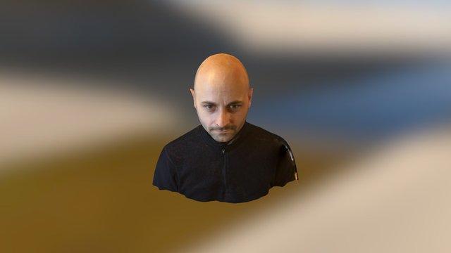 3d Person 3D Model