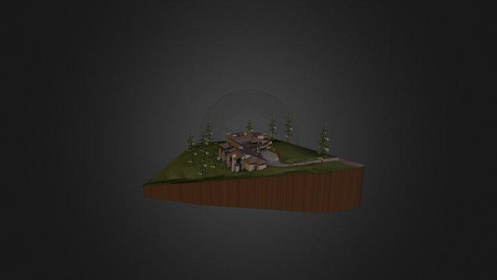 Worthington Residence 3D Model
