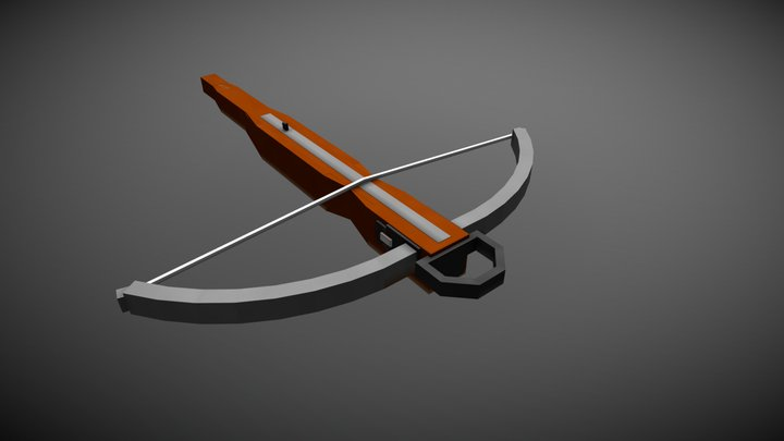 Anvil Thrower 3D Model
