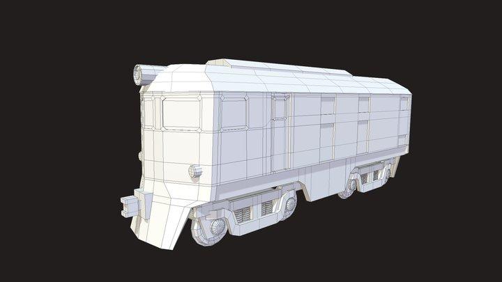 Davenport 3D Model