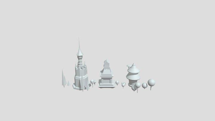 Homework3 3D Model