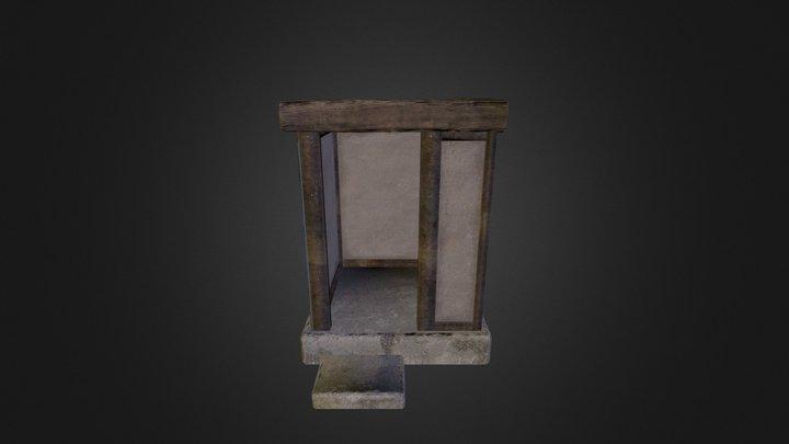Gatehouse 3D Model