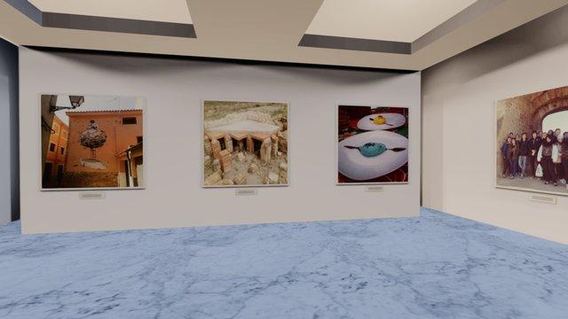 Instamuseum for @ovando 3D Model