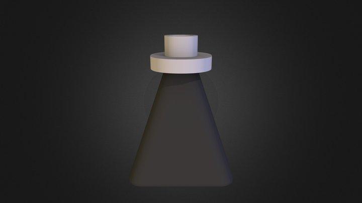 Overload Potion (4) 3D Model