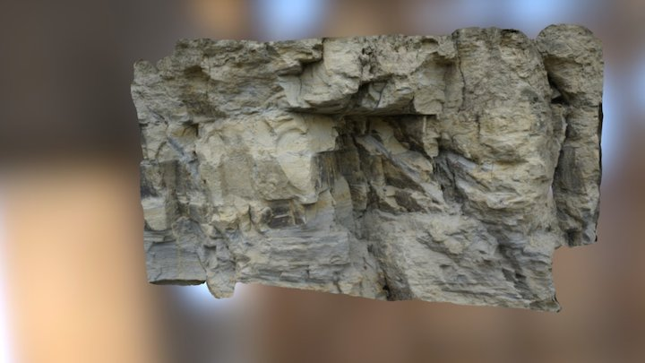 Pannon wall 3D Model