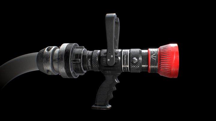 Fire Hose 3D Model